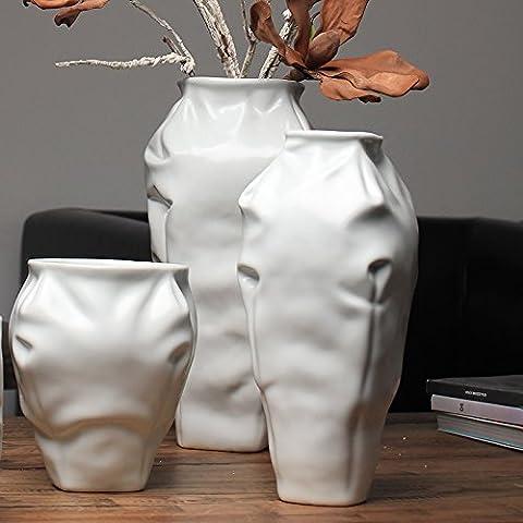 Vasi di ceramica, vasi di fiori vasi decorati soggiorno 3