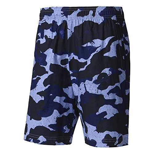 adidas Co WVN, Shorts XS Blau (Azutac/Maruni)