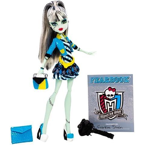Monster High - Muñeca Frankie Picture Day (Mattel BMK45)