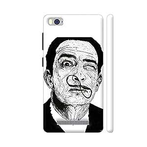 Colorpur Salvador Dali Artwork On Xiaomi Mi 4i Cover (Designer Mobile Back Case)   Artist: Rohit Panikker