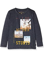 Tom Tailor 10353460082, T-Shirt à Manches Longues Garçon