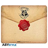 Abystyle Abysse Corp _ Abyacc246 HARRY POTTER-mousepad-hogwarts Lettre - version anglaise