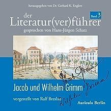 Der Literatur(ver) führer 3: Jacob und Wilhelm Grimm