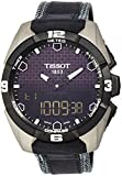 Mens Tissot T-Touch Expert Alarm Chronograph Solar Powered Watch T0914204605101
