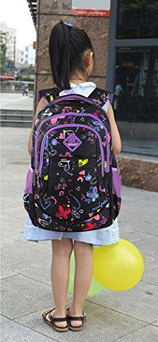 Imagen de  escolares,coofit  colegio con correas ajustables casual  de estudiantes para niñas alternativa