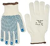 Ansell Tiger Paw 76-301 Mehrzweckhandschuhe, Mechanikschutz, Naturfarben, Größe 9 (12 Paar pro Beutel)