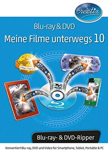 Blu-ray & DVD – Meine Filme unterwegs 10 [Download]