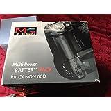 Meike MK-60D Grip Batterie pour Canon EOS 60D Noir