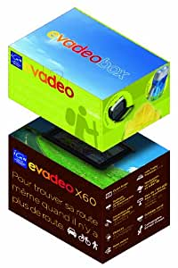 IGN GPS France Evadeo X60 + Box Rando