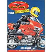 Moto Guzzi Twins Restoration (Motorbooks Workshop)