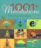 Image de 1001 Méditations : Comment trouver la paix intérieure