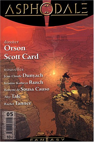 Asphodale, N° 5 Octobre 2003 : Orson Scott Card