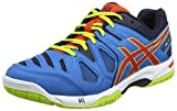 ASICS Gel-game 5 - Scarpe da Tennis Uomo, Blu (methyl Blue/orange/lime 4209), 44 EU