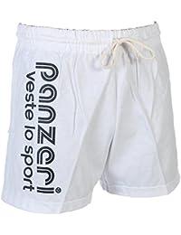 Panzeri - Uni a blc/nr jersey short - Shorts multisports