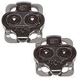 VeloChampion Shimano Pedalplatten - Shimano/SPD Kompatibel Pedal Cleat Set