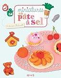 Miniatures en pâte à sel