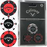 Callaway Poker Chip Golf Ball Marker Gift Set by Callaway
