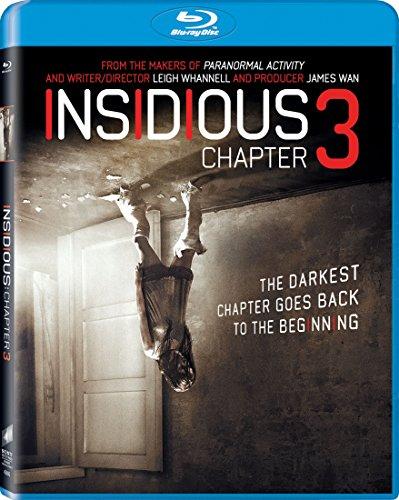 Preisvergleich Produktbild Insidious: Chapter 3 (Blu-ray + Ultraviolet)