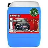 Brestol Aktivshampoo 5 Liter Konzentrat - Aktivschaum Außenreiniger Autoreiniger Auto-Shampoo für...