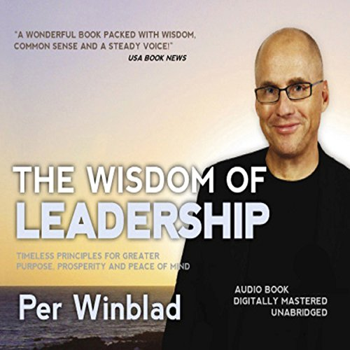 The Wisdom of Leadership  Audiolibri