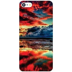 Apple iPhone 5C Back Cover - No Boundaries Designer Cases