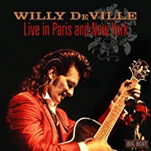 Live in Paris and New York