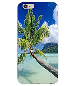 APPLE IPHONE 6 PLUS SEA VIEW Back Cover by PRINTSWAG