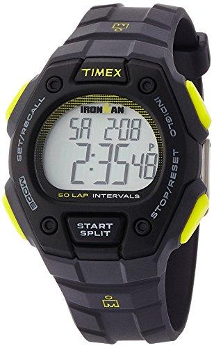 Timex Herren-Armbanduhr Digital Quarz Kautschuk TW5K86100