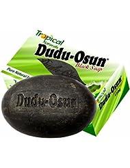 DuDu Osun 150g Tropical reinen, natürlichen African schwarz Seife–6Stück