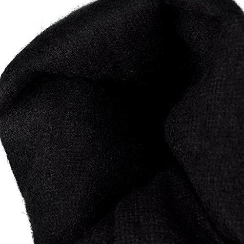 A&N - Stivali da Neve donna Black