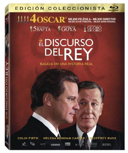 El Discurso Del Rey – Edición Coleccionista [Blu-ray] 51M3JjohAjL