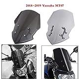 XX eCommerce Moto Écran de pare-brise pare-brise sport avec protecteur de support de fixation...