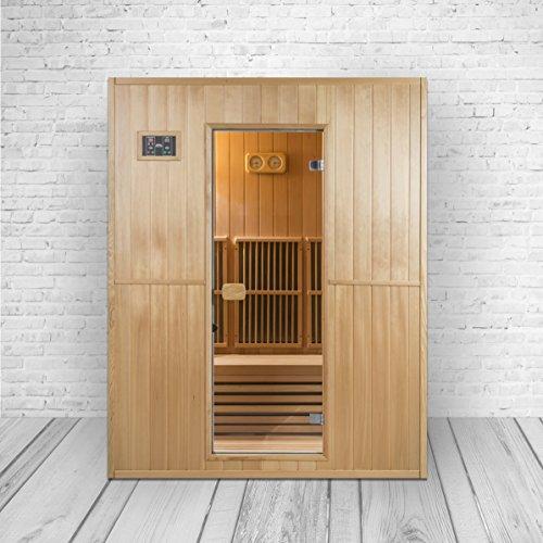 Gut gemocht 1-Personen-Sauna (Minisauna) - Eigenschaften, Tipps und Empfehlungen SD97
