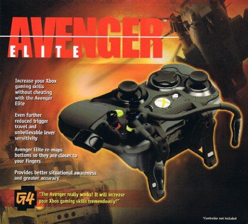 Xbox360 Avenger Advantage Cheat-Controller-Erweiterung 2018 (Aufsatz ohne Controller) (Ps3 Controller Wie Der Xbox 360)