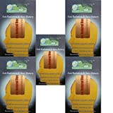 Pack of 5-Anti Radiation chip/sticker fo...