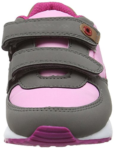 Levis Footwear Joggeur, Baskets Basses mixte enfant Rose - Pink (Gris Rose)