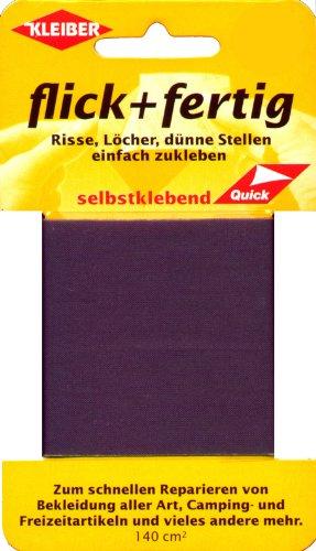 kleiber-43078-flick-fertig-selbstklebender-nylon-ausbesserungsflicken-100-polyamid-kornblau-25-x-6-x