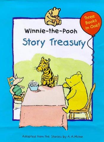 Winnie-the-Pooh story treasury
