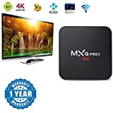 #10: Captcha Xiaomi Mi MaX Compatible Certified MXQ PRO 4K Android 5.1 TV Box Quad Core 1GB/8GB Kodi Smart WiFi TV Media Player(1 Year Warranty)