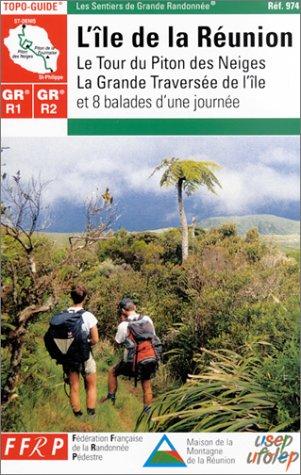 L'Île de la Réunion GR R1/R2