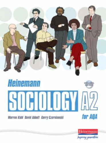 Heinemann Sociology for AQA A2 Student Book with CDROM for sale  Delivered anywhere in UK