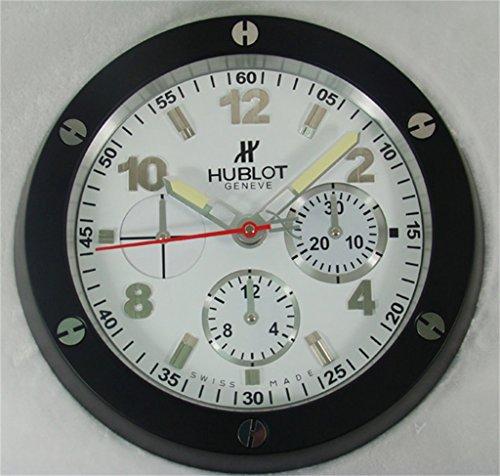 hublot-silent-luminous-sweep-wall-clock-black-white