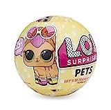Giochi Preziosi LOL Surprise Pets Sfera con Animaletto a Sorpresa 7 livelli, Modelli Assortiti, 1 Pezzo