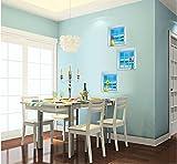 Tapete,Wandtapete,Wand Dekoration,wandsticker,3D dreidimensionale Simulation Zimmer dekorative Wand Aufkleber Set mit drei Fensterbänke vase 29,7 * 32,7 cm *3