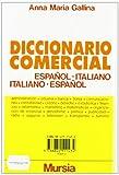Image de Dizionario commerciale spagnolo-italiano, italiano