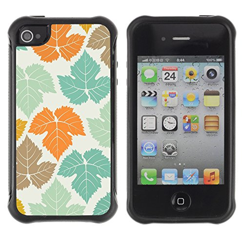 Graphic4You BLUE GRADIENT GRID Muster Harte Hülle Case Tasche Schutzhülle für APPLE IPHONE 4 und 4S Design #2