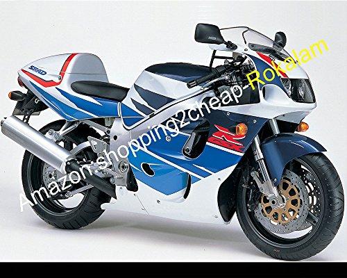 Hot Sales, kit de rechange de moto Carénages Gsxr600 V-Strom 1996-1999 GSXR 600 750 96 97 98 99 Srad Moto Carénage Ensemble