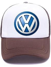 Volks Car Logo 4UF4I5 Trucker Hat Baseball Caps Cappellini da baseball for  Men Women Boy Girl 4ac379cd6c00