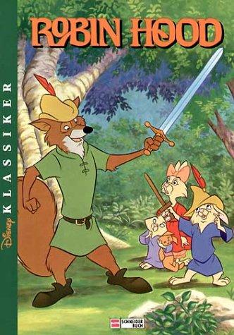 Robin Disney Hood Walt (Robin Hood)