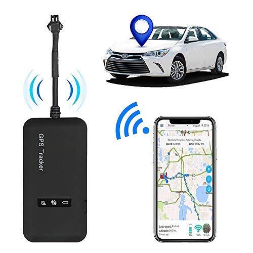 Likorlove - Localizador de vehículos en Tiempo Real GPS/gsm/GPRS/SMS para Motocicleta o...